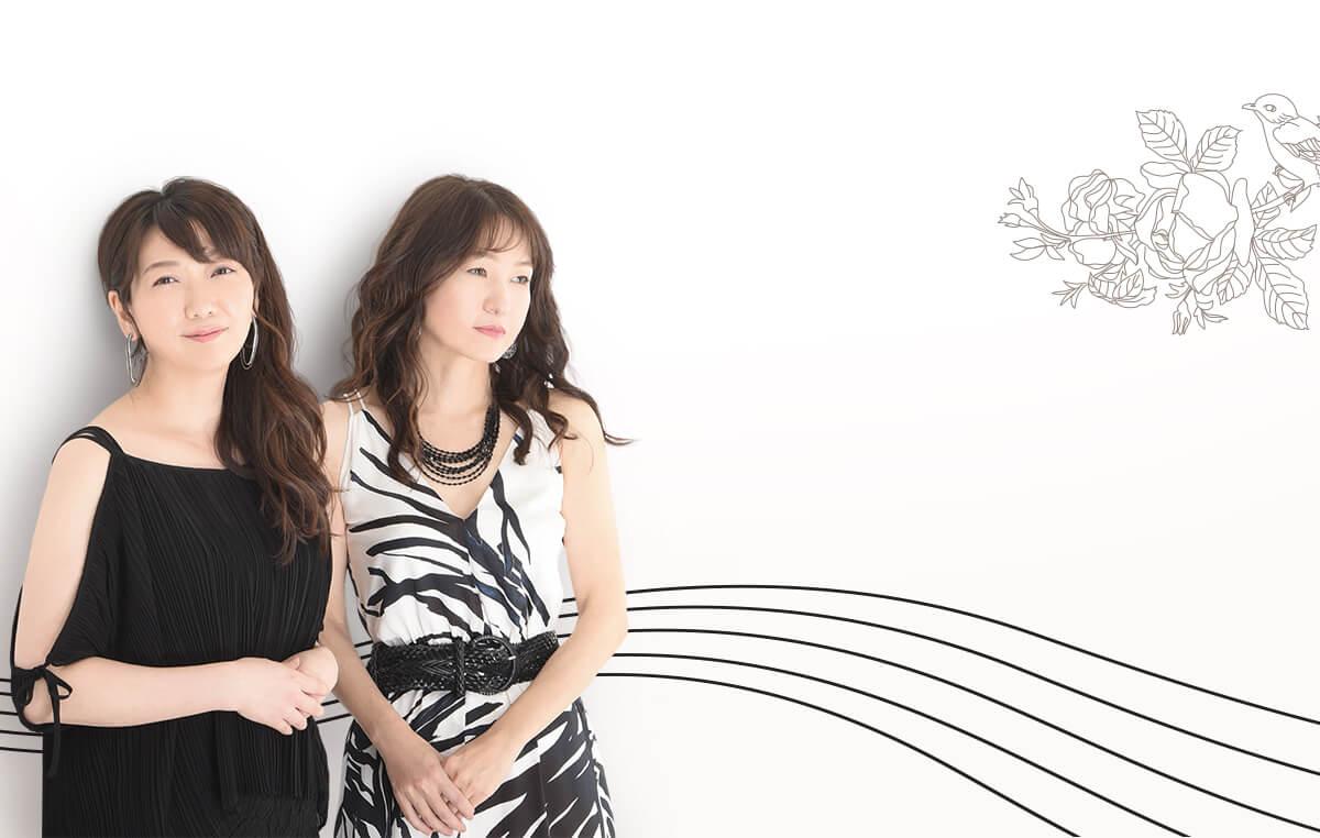 Lydia Chiffon Mami Shibata Vocal Tomoyo Atsumi Piano, Accordion